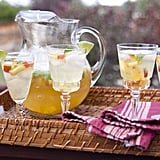 Tequila-Infused Peach Sangria