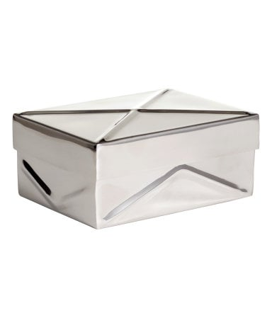 Metal Box With Lid ($10, originally $15)