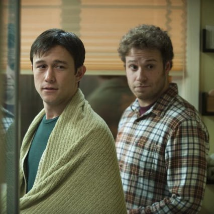 Movie Review of Seth Rogan and Joseph Gordon-Levitt in 50/50