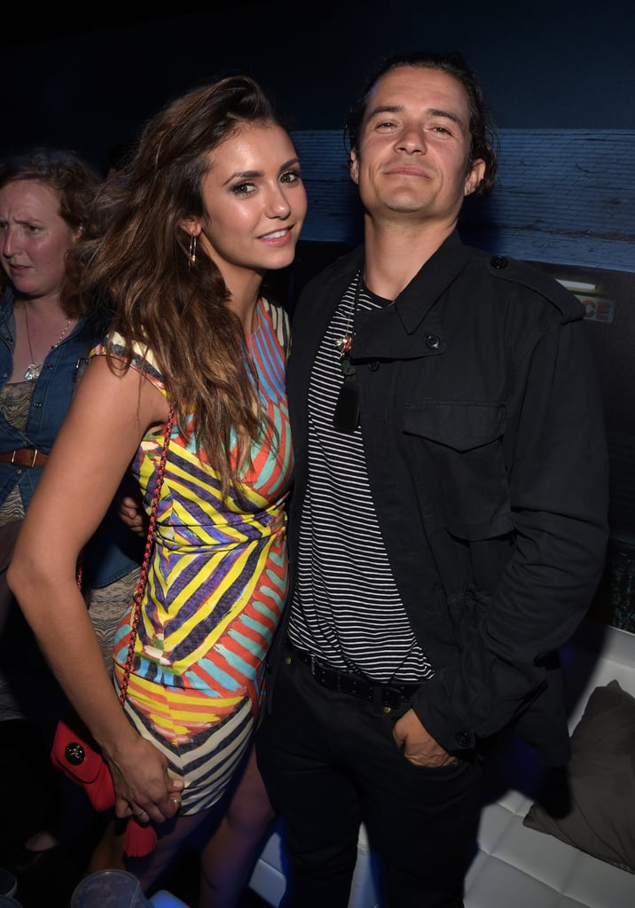 Who is nina dobrev currently dating in Brisbane