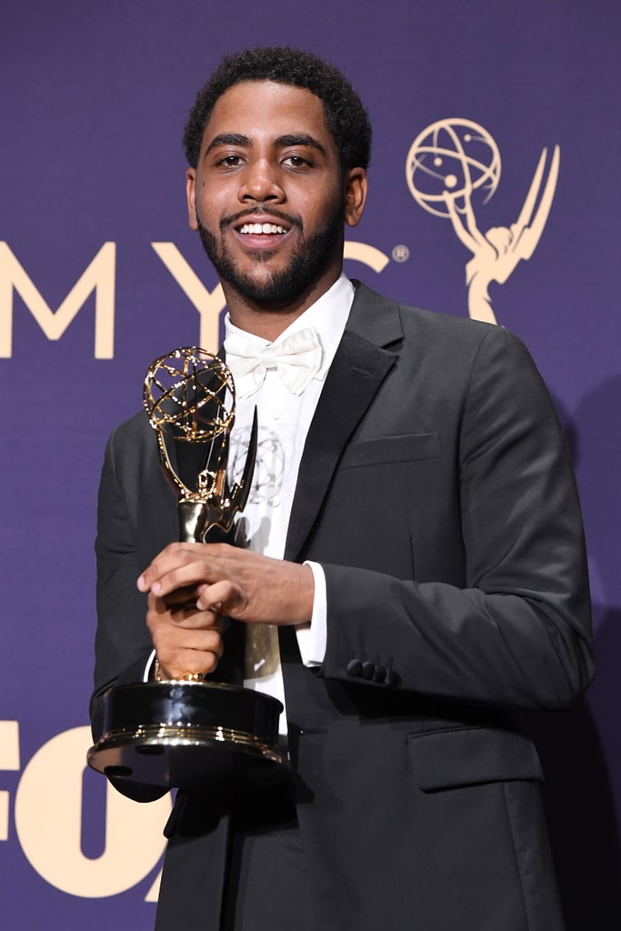 Jharrel Jerome's Big Night at the Emmys 2019 Pictures