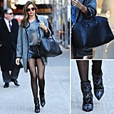 Miranda Kerr was killing it this week with her street style. Shop her look from the morning of the Victoria's Secret Fashion Show.