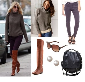 Pictures of Claudia Schiffer Style