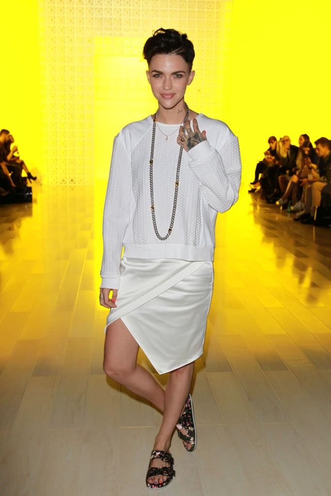 Ruby Rose at MBFWA Day Four