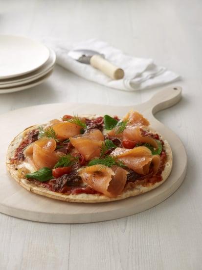 Healthy Homemade Pizza Recipe