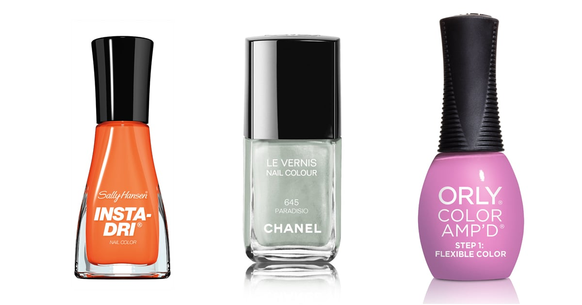 28 Spring Nail Polishes You Need to Try Now
