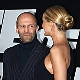 Rosie Huntington-Whiteley and Jason Statham Make a Seriously Fierce Duo
