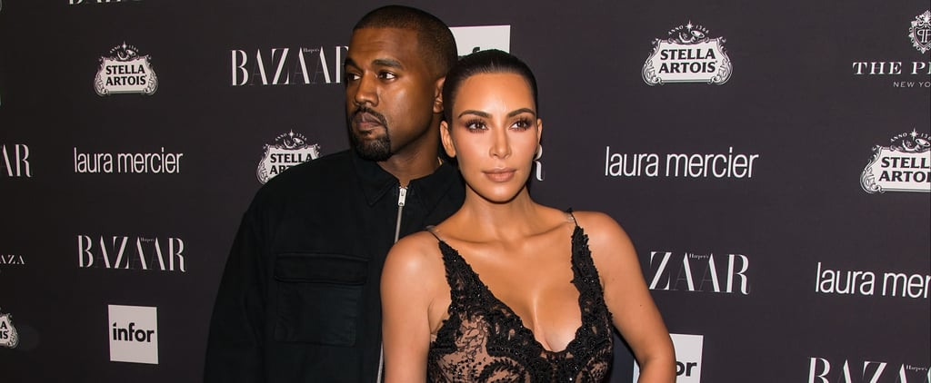 The Internet Is Anything but Shy About Kim and Kanye's New Baby Name