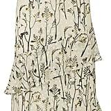 Whistles Wheatsheaf Print Maxi Dress
