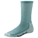 Normal socks just won't do on a hike. When the majority of your day is spent trekking around, trust that your feet are going to end up sore and sweaty — that is, unless you have a good pair of socks as your foundation. Smartwool pretty much sets the standard; its hiking crew socks ($18) are durable and provide arch support, and, because they are made from wool, the socks keep feet dry and cool.