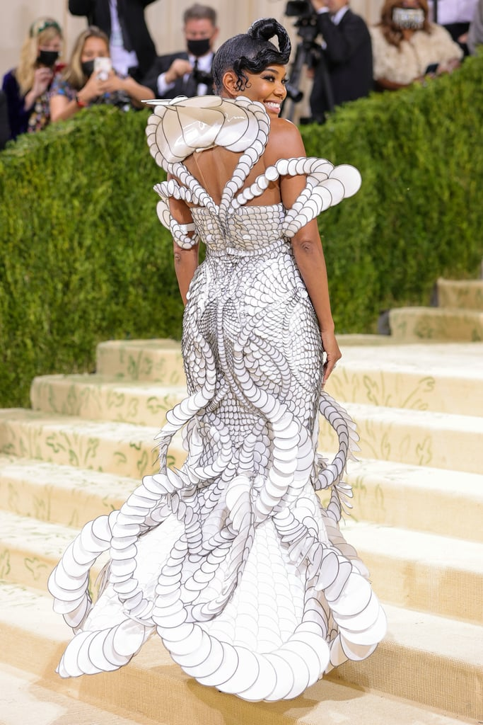 Gabrielle Union at the 2021 Met Gala