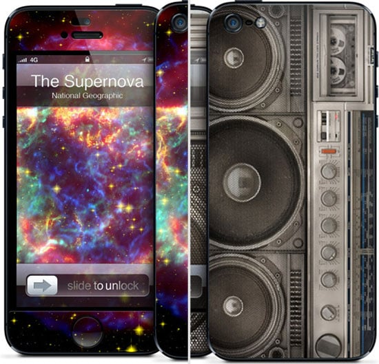 Geek-Approved Skins For iPhone 5