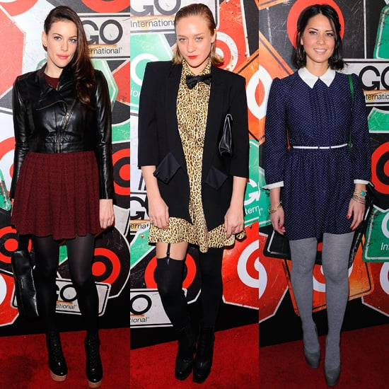 Celebrities Celebrate Target's GO International Collection, including Chloe Sevigny, Liv Tyler and More!