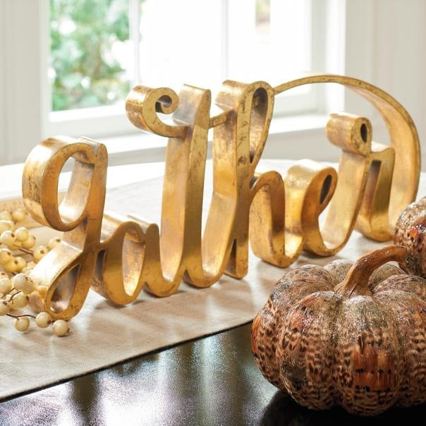 26 Beautiful Decor Ideas That'll Make Your Thanksgiving Dinner Table One to Remember