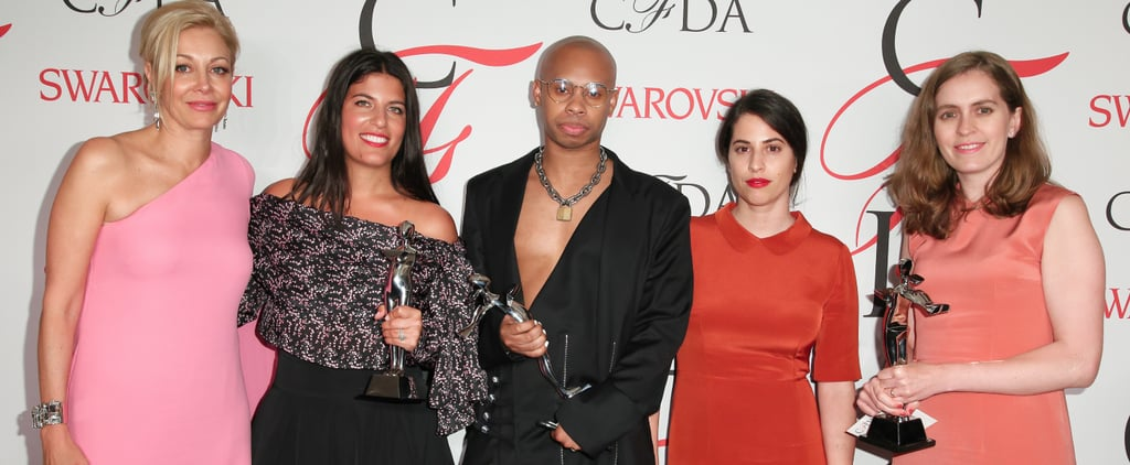2015 CFDA Award Winners