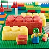 Watermelon Lego Bricks