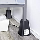 Richards Homewares Riser Bed Risers With USB Ports and Outlets