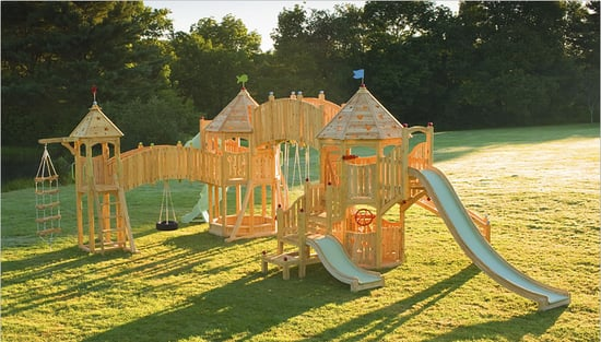 Toy Box:  The Swing Set of Dreams