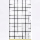 Urban Outfitters Grid Towel