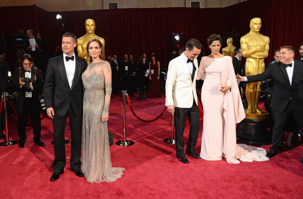 The Candid Oscars Carpet Moments You May Have Missed