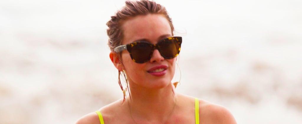 18 Times Hilary Duff Chased the Sun in a Bikini