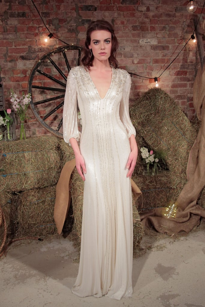 1920s Flapper-Style Wedding Dresses by Jenny Packham | POPSUGAR ...