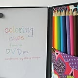 Create an On-the-Go Coloring Case