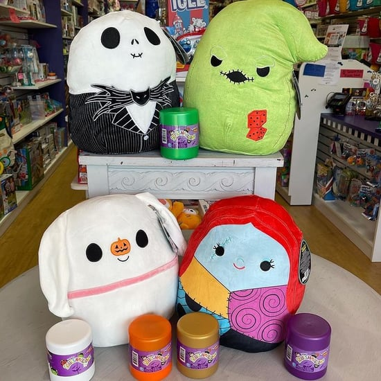 Nightmare Before Christmas Squishmallows Have Arrived | 2021