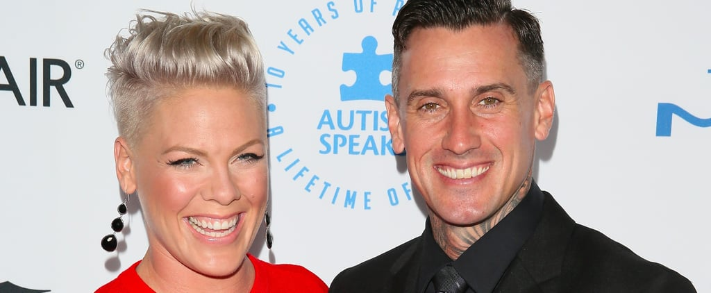 Pink, Relatable Woman, Says She Sometimes Wants to Stab Her Husband With a Fork