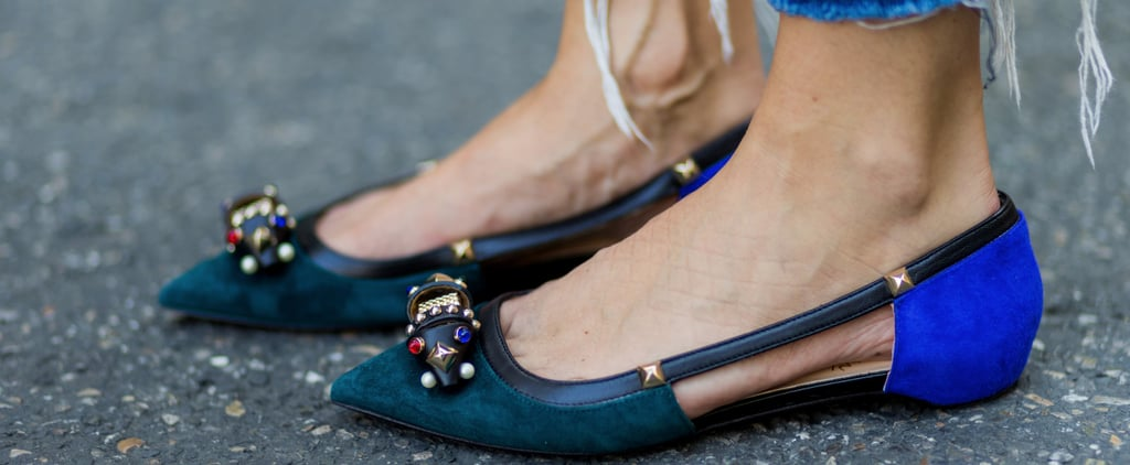 25 Fancy Flats You'll Still Be Wearing Long After the Holidays Are Over