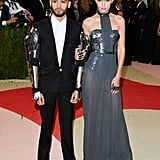 Gigi and Zayn at the 2016 Met Gala.