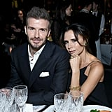 David and Victoria Beckham Cute Pictures