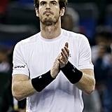 May 15 — Andy Murray