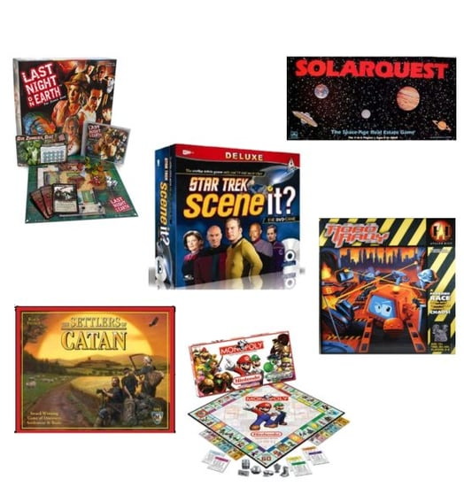 Geek Board Games