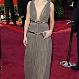Natalie Portman at the 2005 Academy Awards
