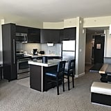 Stay in a Room With a Kitchen