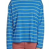Entireworld Type C Version 9 Stripe Long-Sleeved Tee