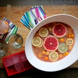Easy Christmas Punch Recipe