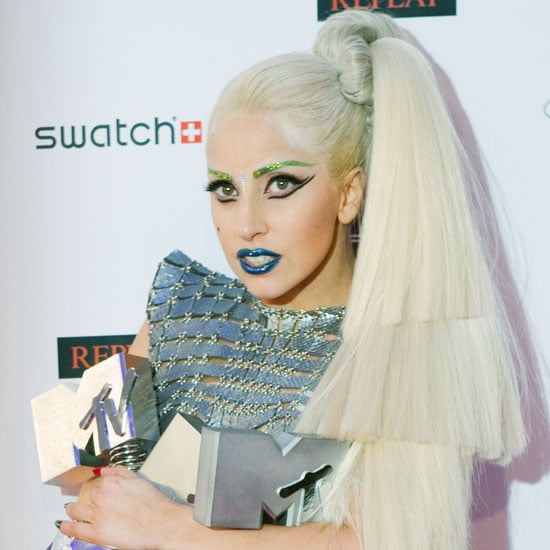 Beauty Looks from the 2011 MTV EMA s in Belfast