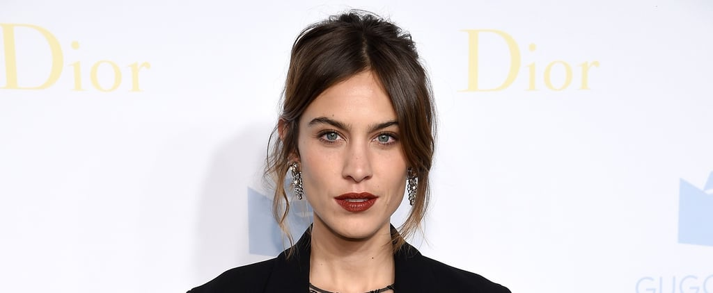 10 Times Alexa Chung Showed Us That Short Hair Wins Over Long