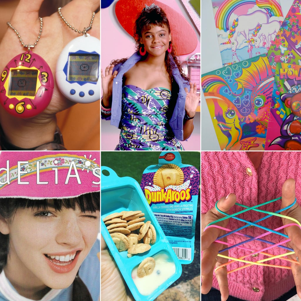 Things All '90s Girls Remember