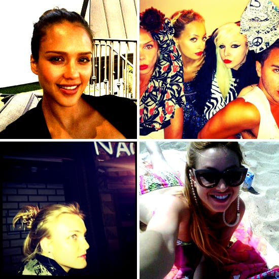 Pictures of Celebrities and Models on Twitter 2011-07-19 13:15:48