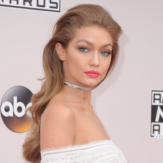 Gigi Hadid Talks Melania Trump AMAs Impression Backlash 2016