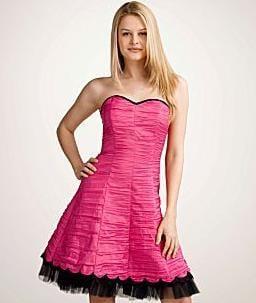 Ready-Made Prom Outfits via A Devilish Challenge!