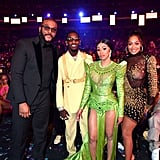 Tyler Perry, Offset, Cardi B, and La La Anthony