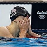 Katie Ledecky, Schwimmen, USA