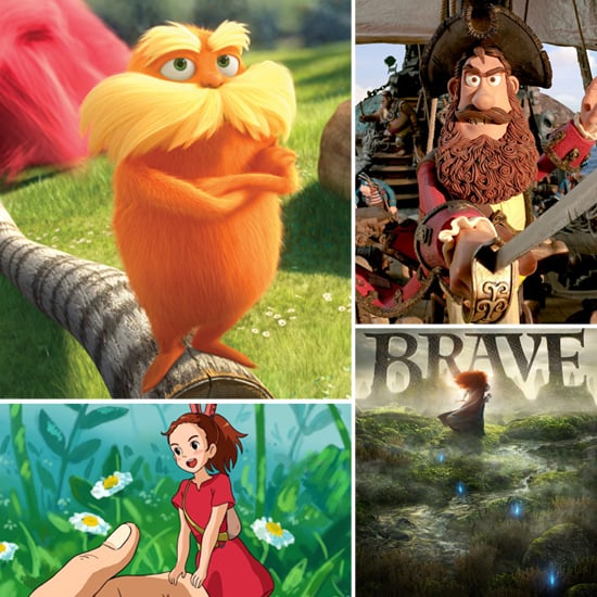 Movies For Kids in 2012