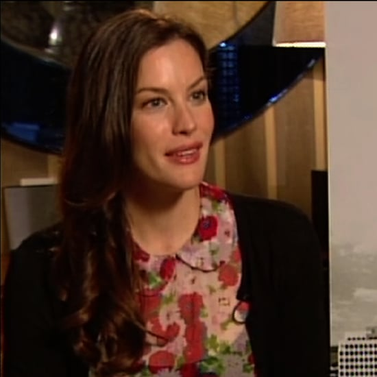 Liv Tyler Interview About The Ledge, Steven Tyler on American Idol (Video)