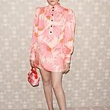 Julia Garner at the Kate Spade New York New York Fashion Week Show