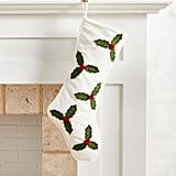Hollyberry Stocking